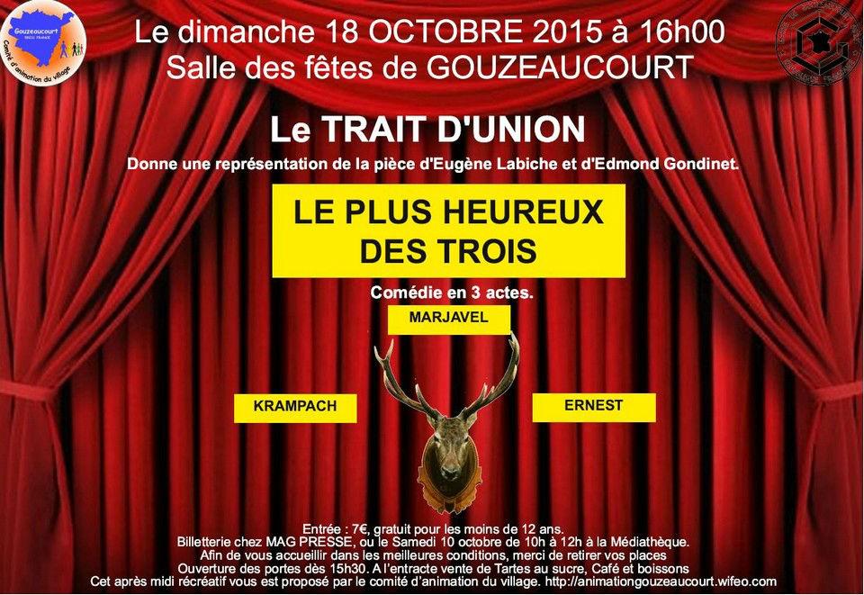 Théâtre 18-10-2015