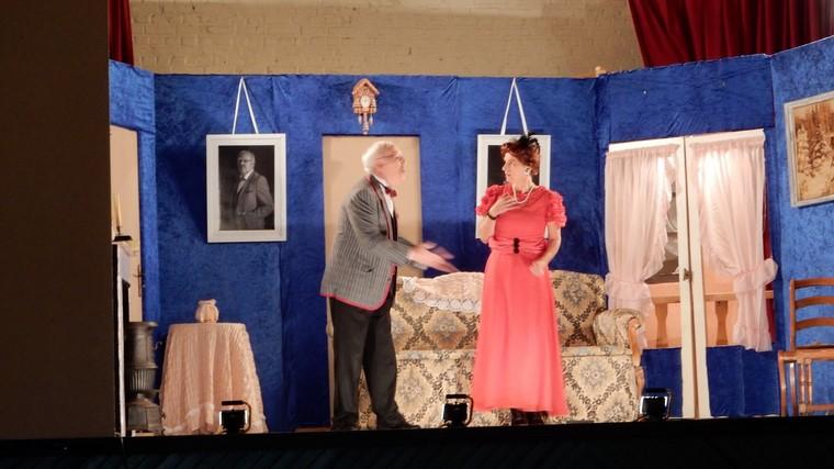 théâtre à Gouzeaucourt 1