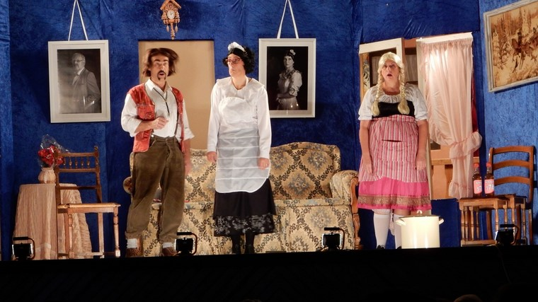 théâtre à Gouzeaucourt 2